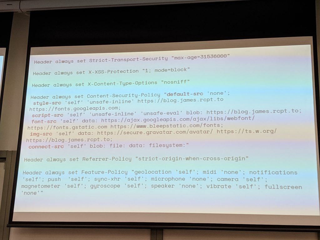 Linux conf au – Simon Lyall's Blog
